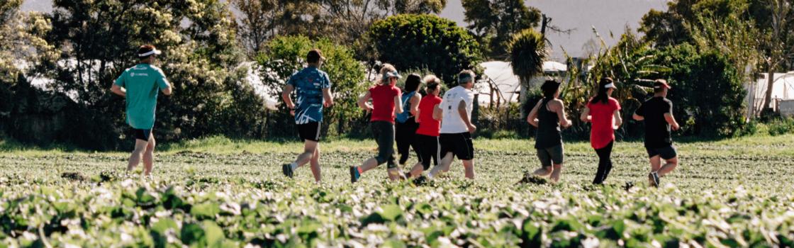 Redberry Farm 5km Trail Run